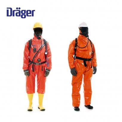 ชุด Gas Tight Suit Level B