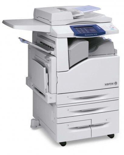 เครื่องถ่าย Fuji Xerox7435