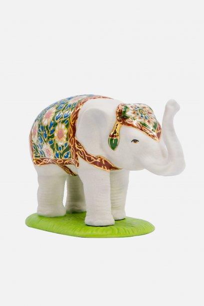 ชุดตั้งศาล ช้าง-ม้า (เล็ก)