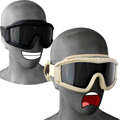 แว่น Goggles แว่นตากันกระสุน Model : Revison