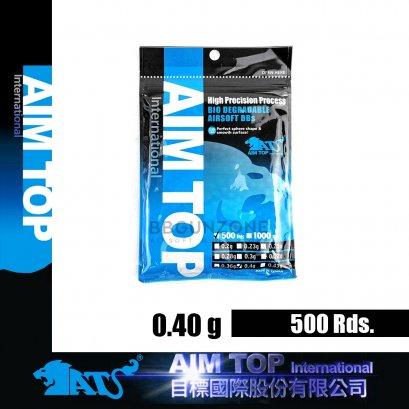 ลูกกระสุน AIMTOP 0.40g  500 นัด made im taiwan