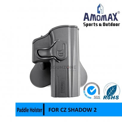 AMOMAX Tactical Holster ซองปลดเร็ว สำหรับ CZ SHADOW 2