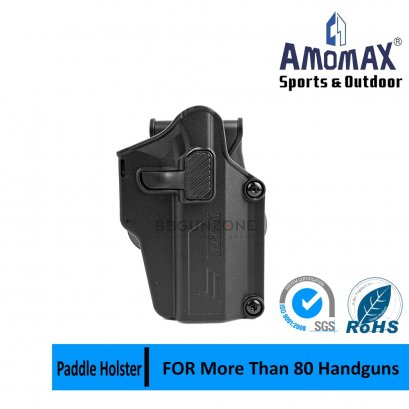 AMOMAX Tactical Holster ซองปลดเร็ว สำหรับ ปืนมากกว่า 80 รุ่น