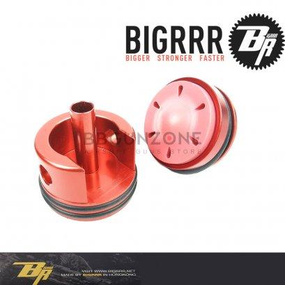 Bigrrr หัวลูกสูบ-แบริ่ง(หัวปั้ม) พร้อมหัวกระบอกสูบ อลูมิเนียม CNC