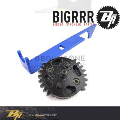Bigrrr เฟืองดับเบิ้ล Double Sector Gear + Tappet Plate V2