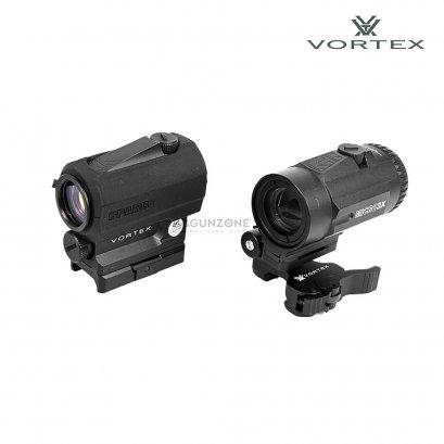 Vortex Sparc AR + Micro3X MAGNIFIER (Toy Ver.)