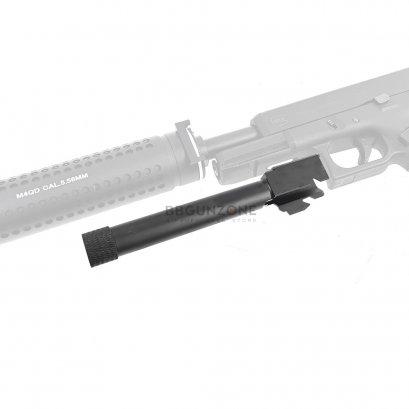 Outer Barrel Glock 17 18 ท่อนอก มีเกลียวใส่ท่อเก็บเสียง