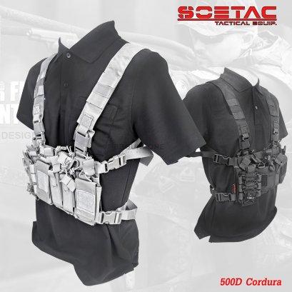 SOETAC MF Style UW IV Chest Rig
