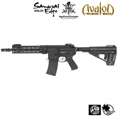 VFC AVALON PREMIUM SERIES SAMURAI EDGE CQB BLACK