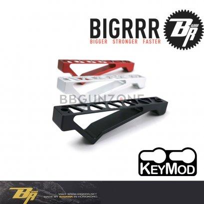 Front Grip bridge triangle Handle CNC