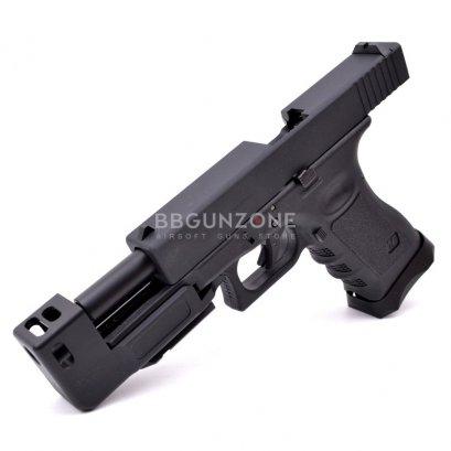 หัวคอมปืน Glock COMPENSATED GLOCK STAND OFF DEVICE W/RAIL