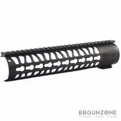"Vector Optics 10"" Key Mod Free Float Handguard Rail Mount"