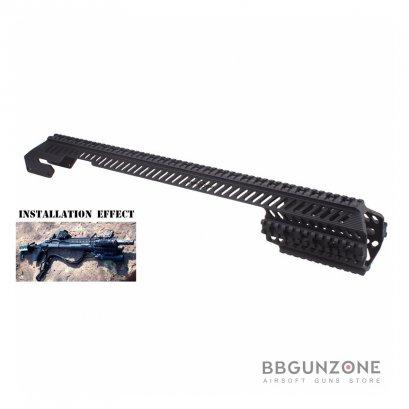 Vector Optics Remington Shotgun Handguard Quad Rail