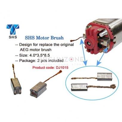 SHS Motor Brush แปรงถ่านมอเตอร์ 2 ชิ้น