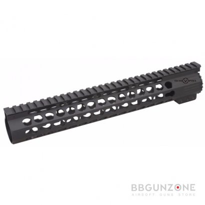 "Vector Optics 12"" Slim KeyMod Free Float Handguard Rail"