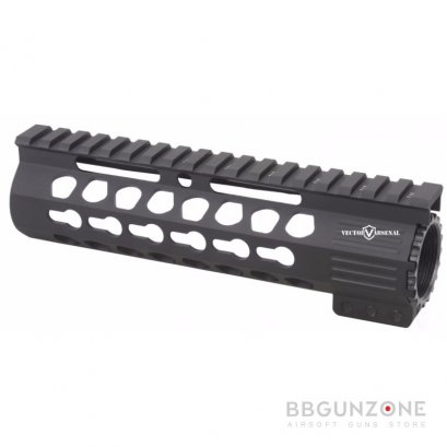 "Vector Optics 7"" Slim KeyMod Free Float Handguard Rail"