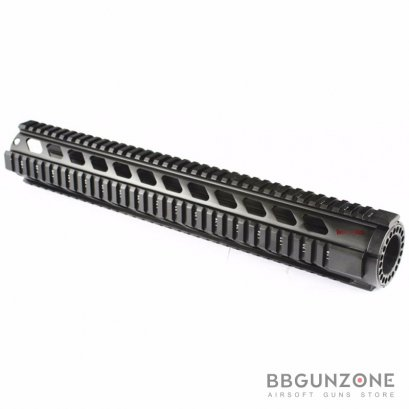"Vector Optics 15 "" T-Series Free Float Handguard Quad Rail"