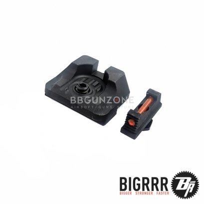 Bigrrr ศูนย์ปืน Glock