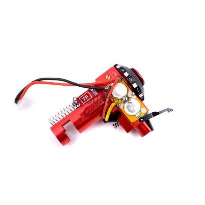 เรือนฮอป kublai CNC Aluminum Hopup Chamer LED