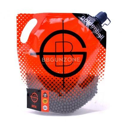 ลูกกระสุน Goldenball USA Series 5 Bio 0.36g แท้