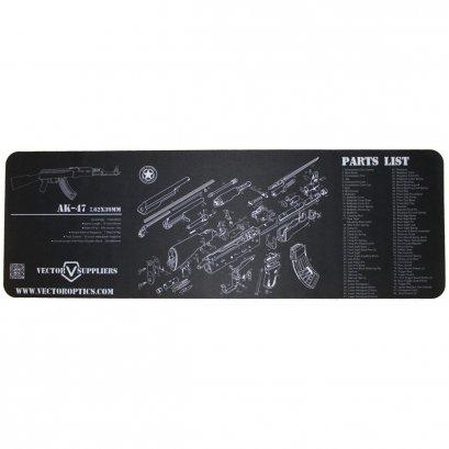 Vector Optics AK47 Gun Cleaning Bench Mat