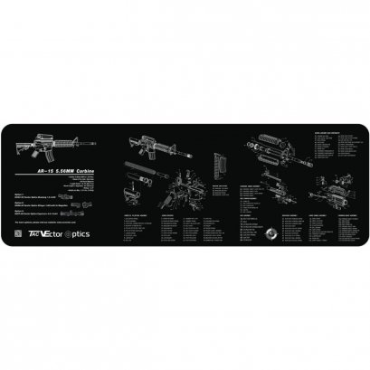 Vector Optics AR15 Gun Cleaning Bench Mat