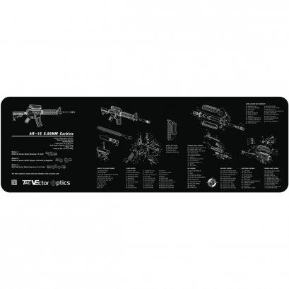 Vector Optics AR15 Gun Cleaning Bench Mat