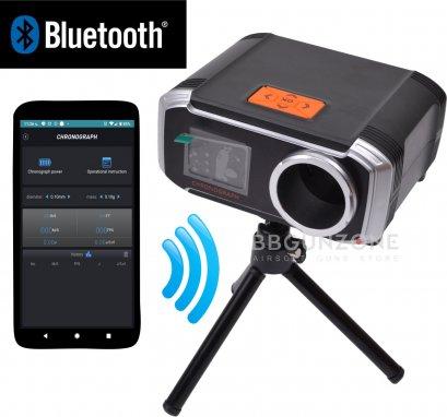 Chronograph Bluetooth แบตเตอรี่ในตัว
