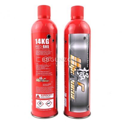 Gas Ultra Force RED GAS 1000ml