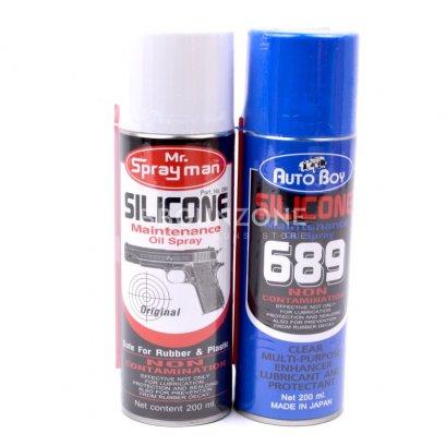 Silicone Auto Boy 689 หรือ Spray Man ขนาด 200ml