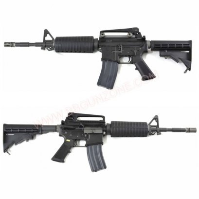 WE M4A1 Gas BlowBack Rifle Full Metal