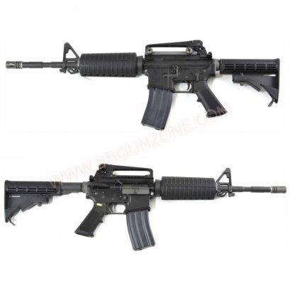 WE M4A1 Gas BlowBack Rifle Full Metal