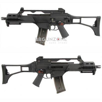WE 999C G36C GBB Rifle Black