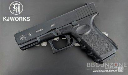 KJ Works KP23 Glock 19