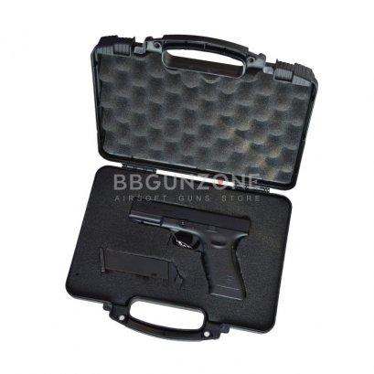 กล่องปืนสั้น Lockable Pistol Case With Pre-Cut Foam