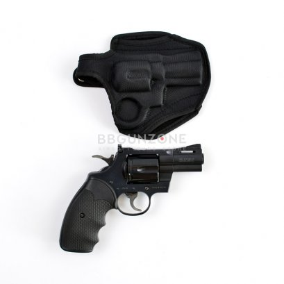 """ซองปืน ลูกโม่ 2"""" / 2.5"""" เข้ารูป"""