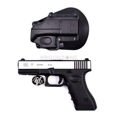 ซองปลดเร็ว ปืนสั้น Glock 17/18