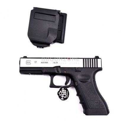 ซองปลดเร็ว ปืนสั้น Glock 17/18 Type A