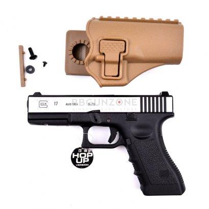 ซองปลดเร็ว ปืนสั้น Glock 17/18 Type C