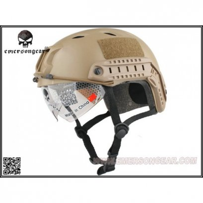 EmersonGear FAST Helmet/Protective Goggle BJ Type EM8818