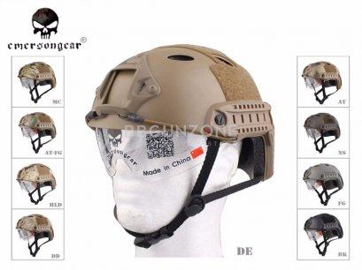 EmersonGear หมวก FAST Helmet Protective Goggle PJ Type EM8819