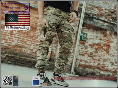 EmersonGear กางเกง Fashion Ankle banded pants EMS9340