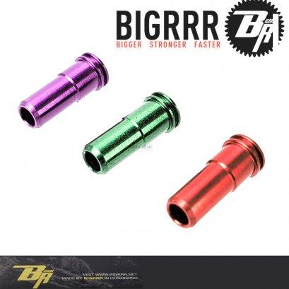Bigrrr CNC Aluminum O-Ring Air Seal Nozzle 20.75 - 21.50 mm