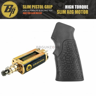 Bigrrr Slim DANIEL DEFENSE Grip + High Torque Slim AEG