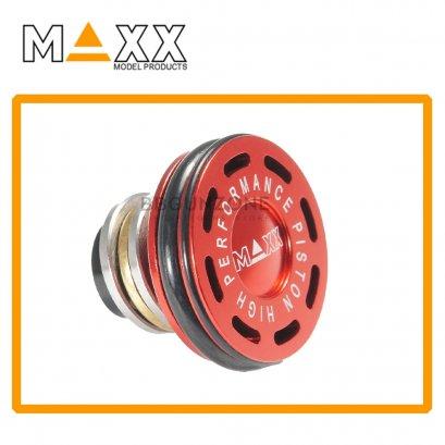 CNC Aluminum Double O-Ring Ball Bearing AEG Piston Head
