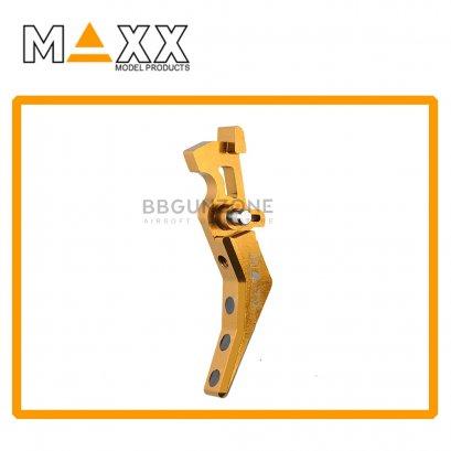 CNC Aluminum Advanced Trigger (Style B) DE