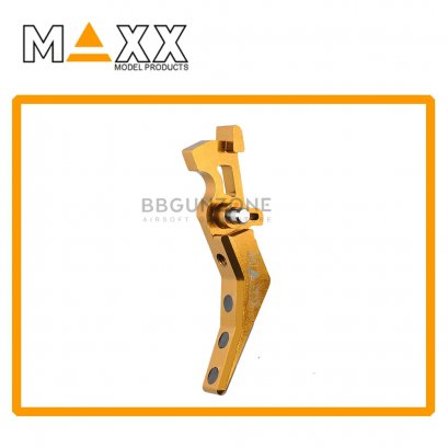 CNC Aluminum Advanced Trigger (Style B) DE