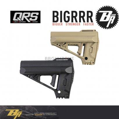 พานท้าย Bigrrr QRS Stock