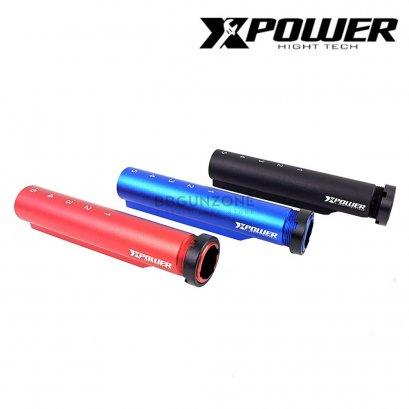 Xpower แกนพานท้าย M4 Stock Pipe ปรับ 5 ระดับ