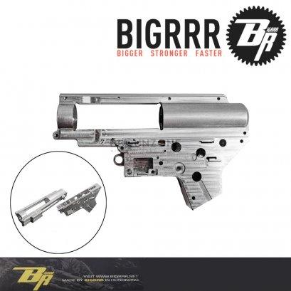Bigrrr เสื้อเกียร์ V.2 GearBox Sprit QD CNC Aluminium 8mm